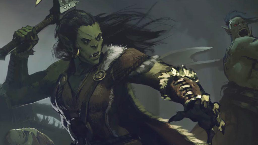 WoW Draka Orc título 1280x720