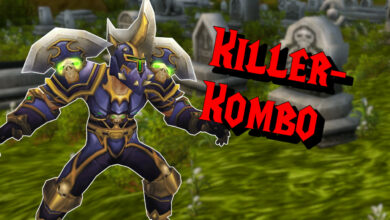 WoW: el nuevo combo asesino desmantela a los jugadores en 2 segundos