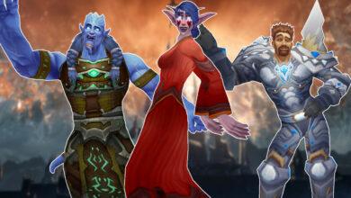 WoW: en la primera incursión de Shadowlands tienes que bailar correctamente