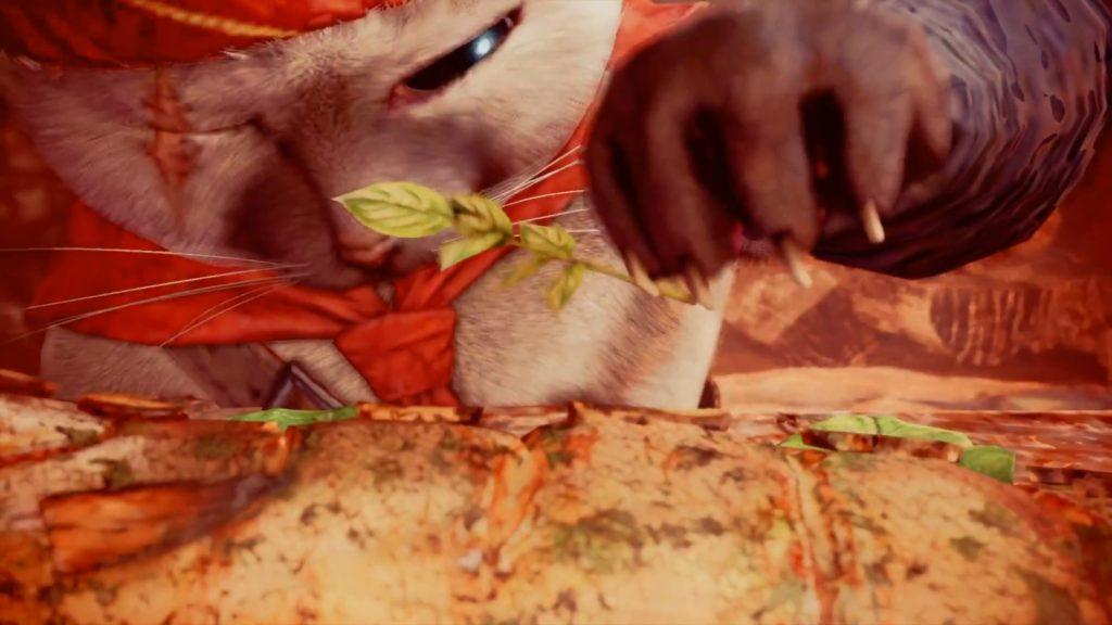 Cocinero miauscular MHW Palico