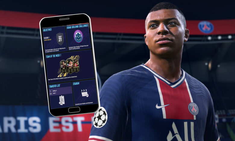 ¿Cuándo llegará la aplicación complementaria de FIFA 21? Toda la información sobre el lanzamiento