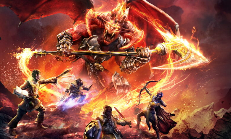 ¿Por qué los grupos de mazmorras en los MMORPG en realidad están formados por 5 personas?