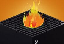 ¿Qué tan caliente se pondrá la Xbox Series X? El probador mide con termómetro y compara