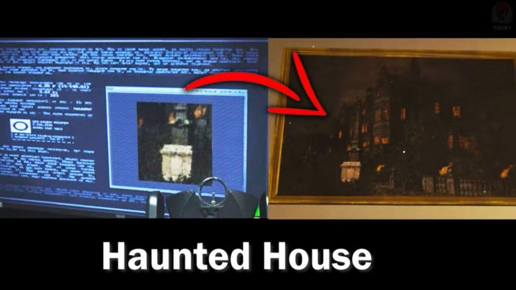 bacalao zona de guerra secreto subterráneo modelo rompecabezas casa oscura