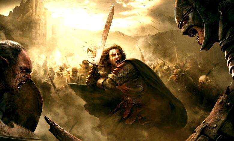 Lord of the Rings Online tiene una nueva clase, pero aún no debes saberlo