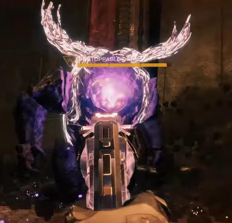 Campeón Ogro Destiny imparable 2