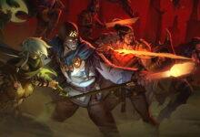 Lanzamiento de la inusual cooperativa Hack'n'Slay en Steam: Diablo con gráficos hechos a mano