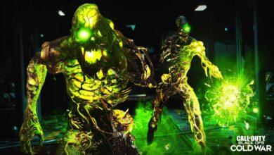CoD Black Ops Cold War presenta zombies, eso es en el popular modo cooperativo
