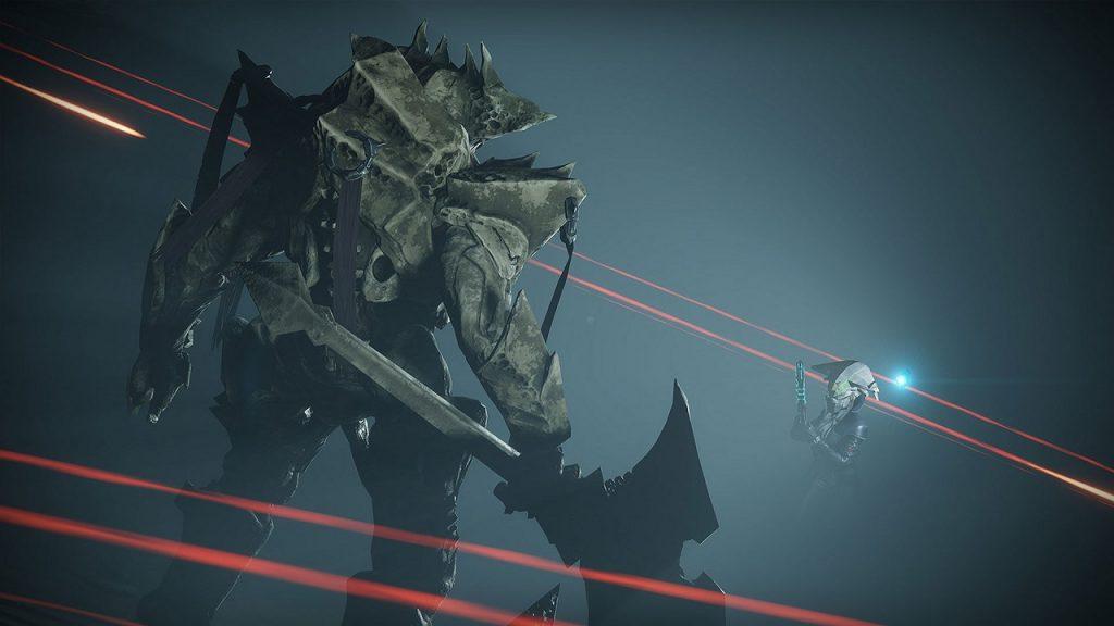 Festival de hachas de terror del bosque embrujado Lost Destiny 2