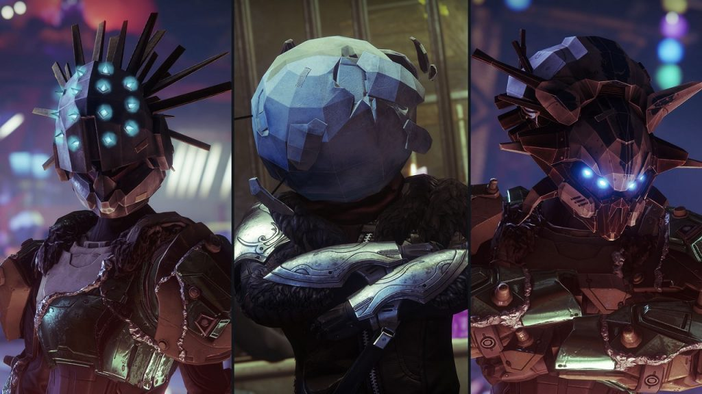 Festival Lost Lost Masks Destiny 2 2020