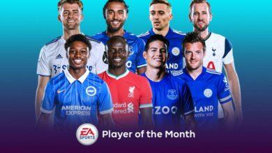 FIFA 21: Nominaciones POTM de septiembre de la Premier League