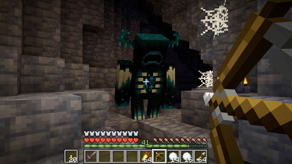 """Minecraft-Warden """"class ="""" wp-image-575282 """"srcset ="""" http://dlprivateserver.com/wp-content/uploads/2020/10/1601745332_95_Minecraft-trae-la-quotactualizacion-mas-esperada-de-todos-los-tiemposquot.jpg 1024w, https: //images.mein -mmo.de/medien/2020/10/Minecraft-Warden-300x169.jpg 300w, https://images.mein-mmo.de/medien/2020/10/Minecraft-Warden-150x84.jpg 150w, https: / /images.mein-mmo.de/medien/2020/10/Minecraft-Warden-768x432.jpg 768w, https://images.mein-mmo.de/medien/2020/10/Minecraft-Warden-1536x864.jpg 1536w , https://images.mein-mmo.de/medien/2020/10/Minecraft-Warden-780x438.jpg 780w, https://images.mein-mmo.de/medien/2020/10/Minecraft-Warden. jpg 1920w """"tamaños ="""" (ancho máximo: 1024px) 100vw, 1024px """">      <h2>¿Cuánto daño hacen los guardianes y cuánto pueden soportar?</h2> <p><strong>Esto se demostró:</strong> En un clip de Minecraft puedes ver una reunión con un alcaide.</p> <p>En el video de YouTube puedes ver la jugabilidad de Warden en alrededor de 40 minutos y 24 segundos:</p> <p>Contenido editorial recomendado En este punto, encontrará contenido externo de YouTube que complementa el artículo Mostrar contenido de YouTube Doy mi consentimiento para que se me muestre contenido externo. Los datos personales se pueden transmitir a plataformas de terceros. Lea más sobre nuestra política de privacidad.</p> <p> Enlace al contenido de YouTube .embed-youtube .embed-privacy-logo {background-image: url (https://mein-mmo.de/wp-content/plugins/embed-privacy/assets/images/embed-youtube.png ? v = 1598861582); } </p> <p>Uno solo puede adivinar cuántos puntos de vida tiene el Guardián. El jugador del clip no logra vencer al oponente con 7 flechas y algunos golpes de espada. Por lo que pueden soportar mucho, actualmente probablemente 100 puntos de vida o 50 corazones, similar al golem de hierro.</p> <p>El daño que hace Warden parece ser muy alto. El personaje en el clip incrustado usa una armadura Netherite completa. Un golpe de Wardens todavía le resta 6.5 corazones. """