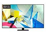 Samsung QLED 4K Q80T 189 cm (75 pulgadas) (Procesador Quantum 4K, Direct Full Array, Quantum HDR 1500) (año de modelo 2020)