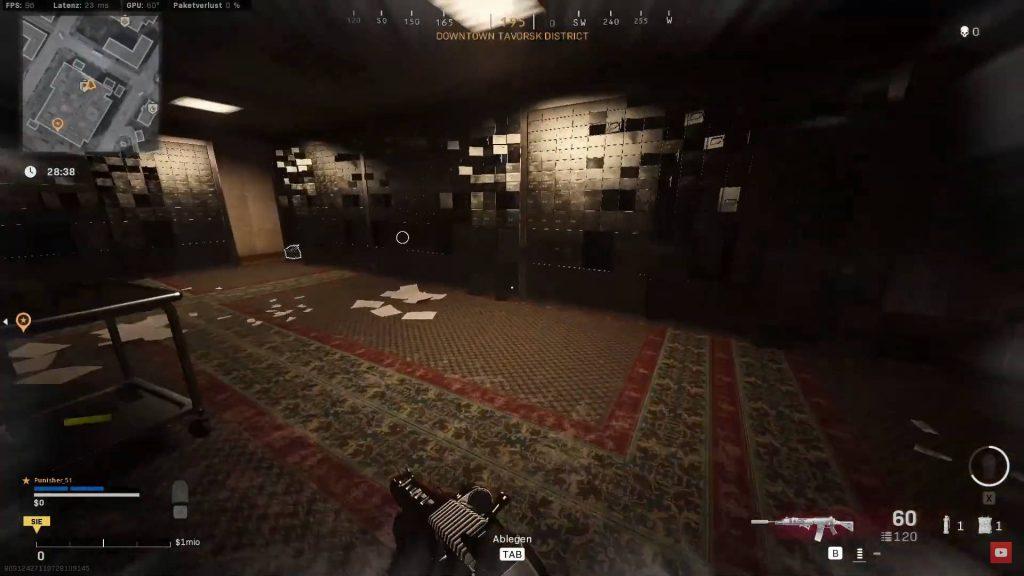 cod warzone misiones secretas intel 6 imagen