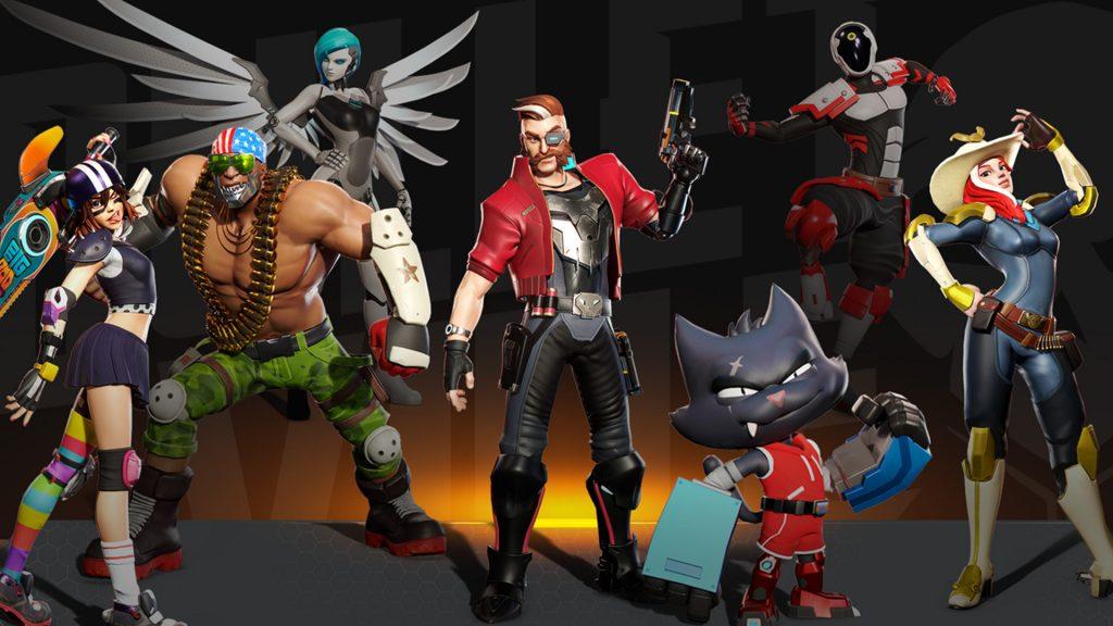Héroes de BulletVille