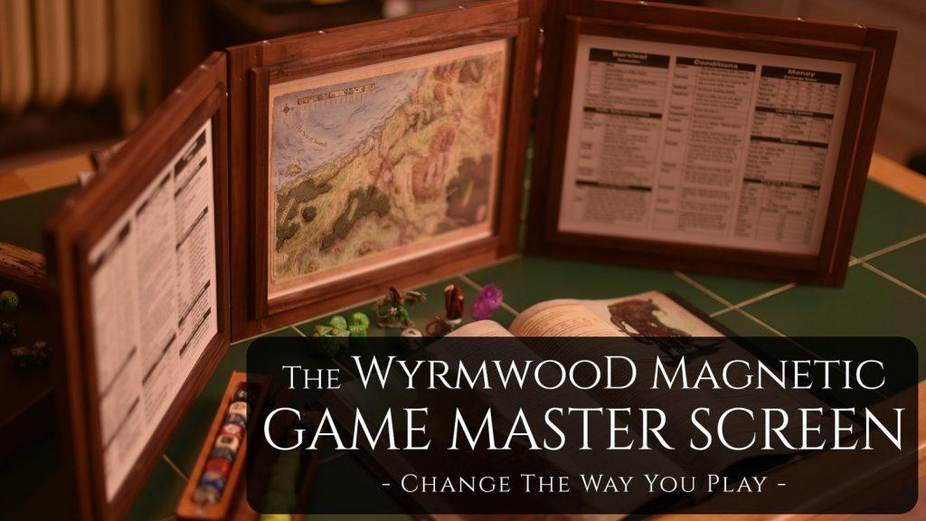 Pantalla principal del juego Wyrmwood