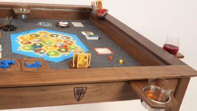 Photo of Tisch recauda 7 millones de euros en Kickstarter, porque es perfecto para los nerds de los juegos de mesa