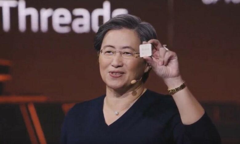 """Con Ryzen 5000, AMD muestra la """"mejor CPU para juegos del mundo"""": los primeros puntos de referencia contra Intel"""