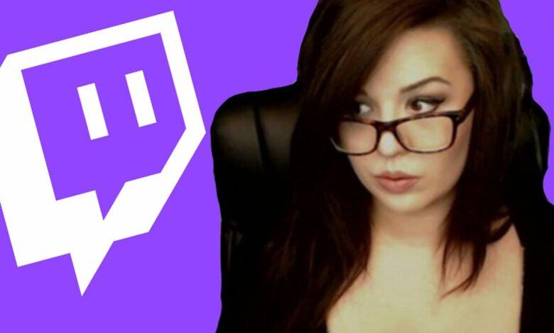 """Un informe interno revela sexismo en Twitch: """"Ella muestra los senos, ¿cómo nos deshacemos de ella?"""""""