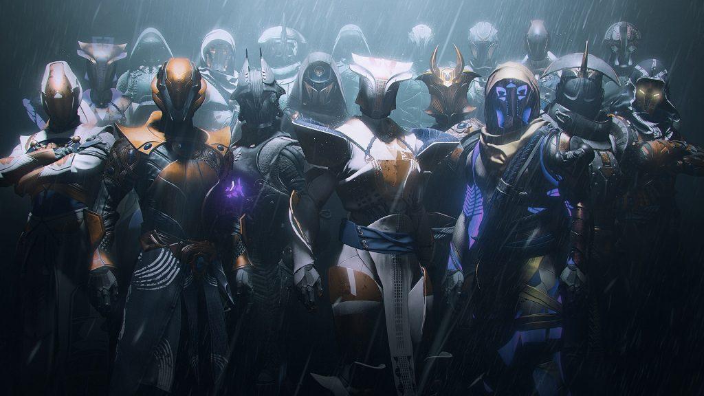 Equipo de Raid Gear Destiny 2 Título