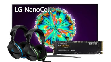 Televisor LG NanoCell UHD con HDMI 2.1 al mejor precio y más en Saturn