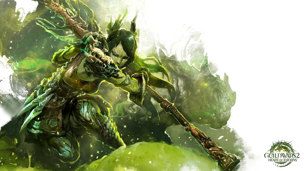 Avance de Guild Wars 2 Hunter Druid