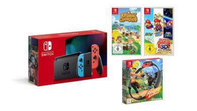 Amazon Prime Day: las mejores ofertas en Nintendo Switch