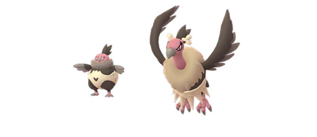 Skallyk Pokémon GO