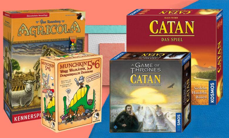 Finalmente se ofrecen buenos juegos de mesa: Amazon Prime Day