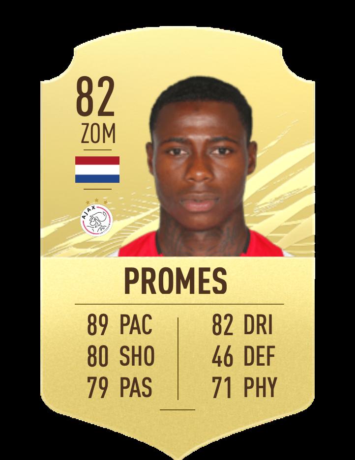 Promes FIFA 21