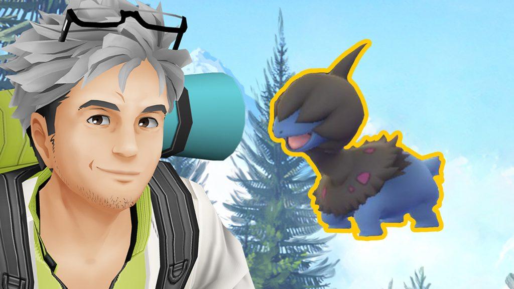 Título de Pokémon GO Kapuno Willow