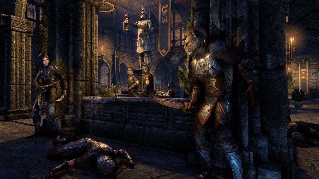 The Elder Scrolls Online Dark Brotherhood Asesinato