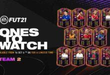 Photo of FIFA 21: OTW Team 2 – Se anuncian las tarjetas Ones To Watch