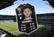 FIFA 21: Kramaric es el primer POTM de la Bundesliga, ¿vale la pena la tarjeta?