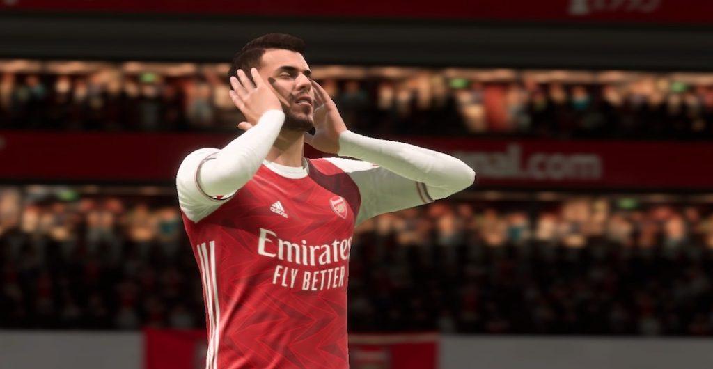 Descanso FIFA 21