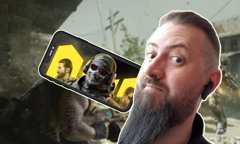 CoD Mobile es el primer Call of Duty que realmente disfruto