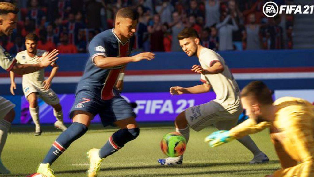 Título Sprint FIFA 21