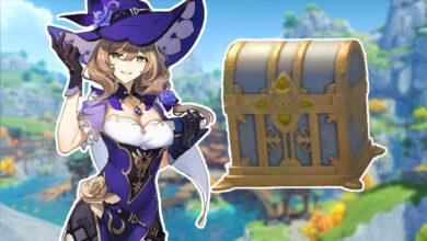 Puedes saquear cofres del tesoro varias veces en Genshin Impact, así es como funciona