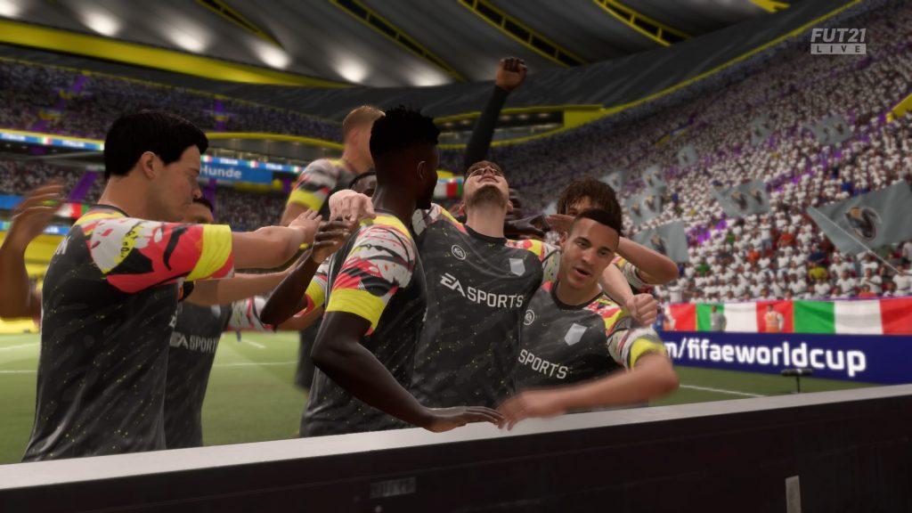 Top 200 de la Weekend League de FIFA 21