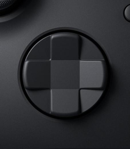 D-Pad del controlador Xbox