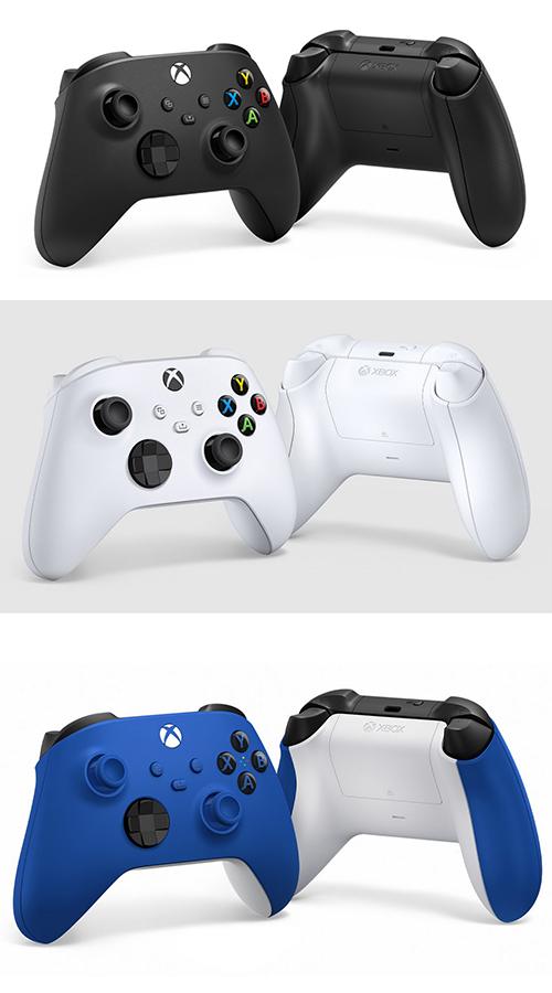 """Selección de colores del controlador Xbox Series X """"class ="""" wp-image-582183 """"srcset ="""" http://dlprivateserver.com/wp-content/uploads/2020/10/1603219770_227_Xbox-Series-X-S-con-un-nuevo-controlador-¿que.jpg 500w, https://images.mein-mmo.de/medien/2020/10/Xbox-Series-X-Controller-Farben-Auswahl-167x300.jpg 167w, https://images.mein-mmo.de/medien /2020/10/Xbox-Series-X-Controller-Farben-Auswahl-83x150.jpg 83w """"tamaños ="""" (ancho máximo: 500px) 100vw, 500px"""