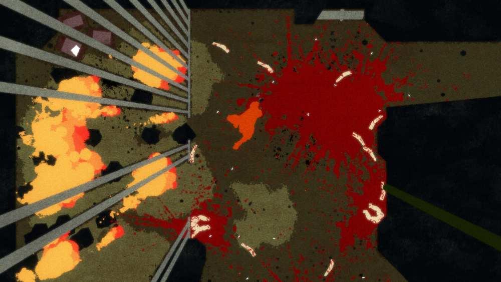 juegos eshop, ape out, mejores juegos digitales devolver