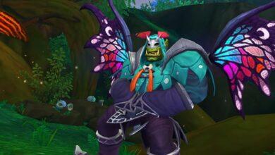 En World of Warcraft, puedes parecer tan tonto ahora