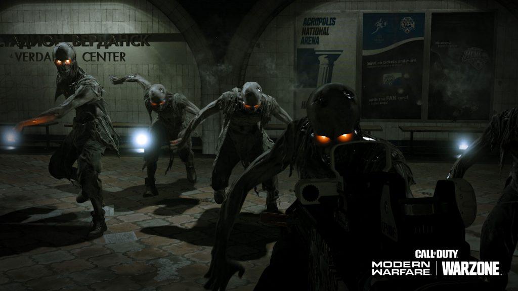 CoD Warzone Zombie Royale 2