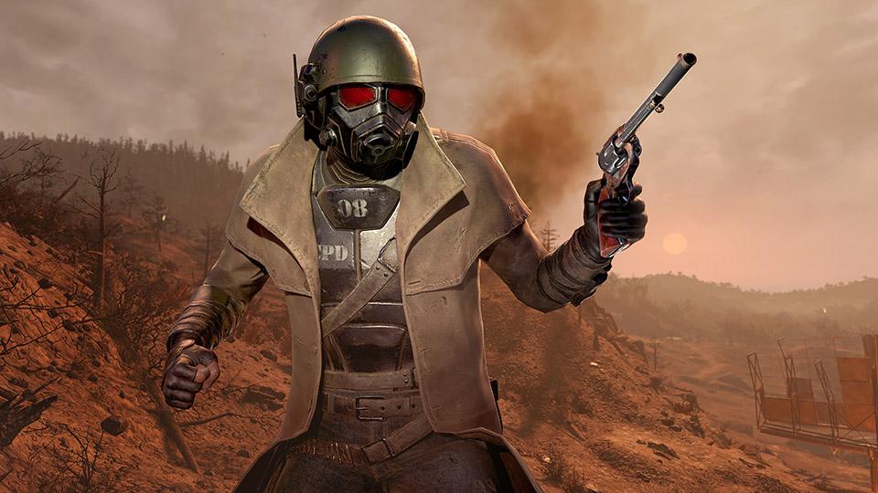 Fallout 76 Fallout 1st armadura