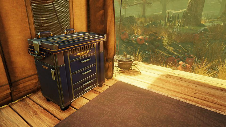 Fallout 76 Fallout 1st caja