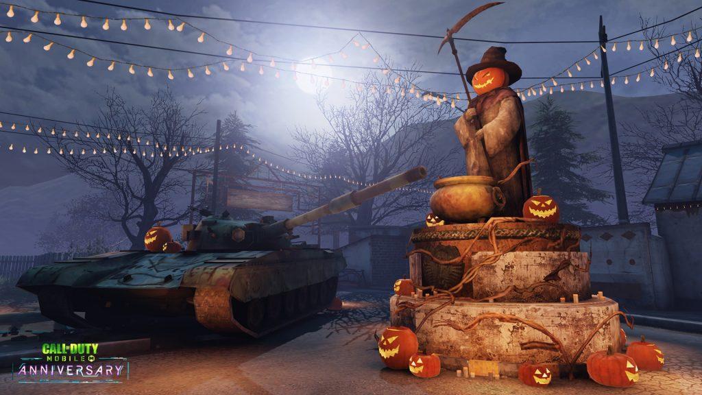 CoD Mobile Standoff Halloween