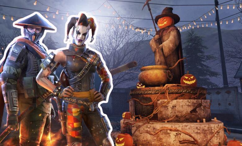 CoD Mobile: ha comenzado el gran evento de Halloween: 4 innovaciones importantes