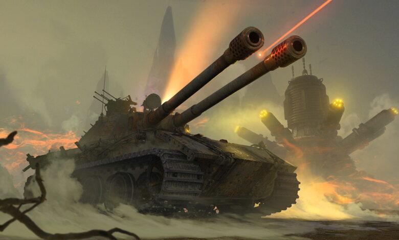 World of Tanks: el nuevo modo de juego proviene de los diseñadores de Silent Hill: se vuelve realmente aterrador