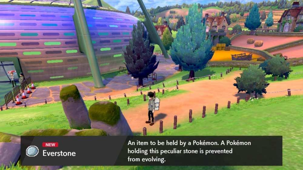 pokemon espada everstone, escudo pokemon everstone